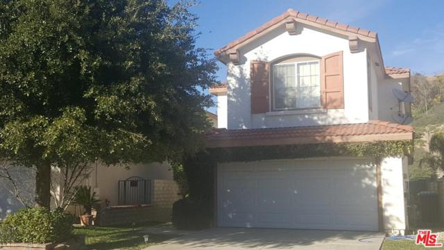 25745 Hammet Circle, Stevenson Ranch, CA 91381 (#18303042) :: Paris and Connor MacIvor