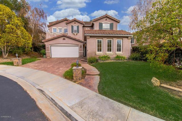 150 Laurel Wood Court, Simi Valley, CA 93065 (#218000717) :: California Lifestyles Realty Group