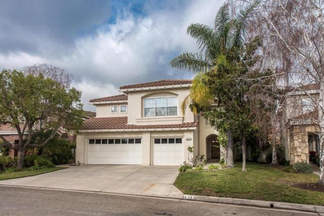 625 Breckenridge Place, Simi Valley, CA 93065 (#218000719) :: California Lifestyles Realty Group