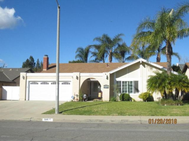5841 Fasley Avenue, Simi Valley, CA 93063 (#218000736) :: California Lifestyles Realty Group