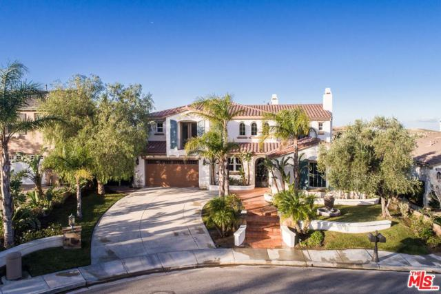 3321 Soft Whisper Court, Simi Valley, CA 93065 (#18305532) :: California Lifestyles Realty Group
