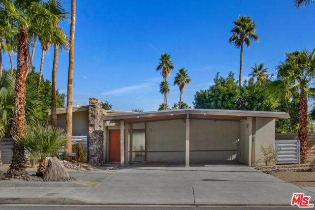 210 N Farrell Drive, Palm Springs, CA 92262 (#18305648) :: The Fineman Suarez Team