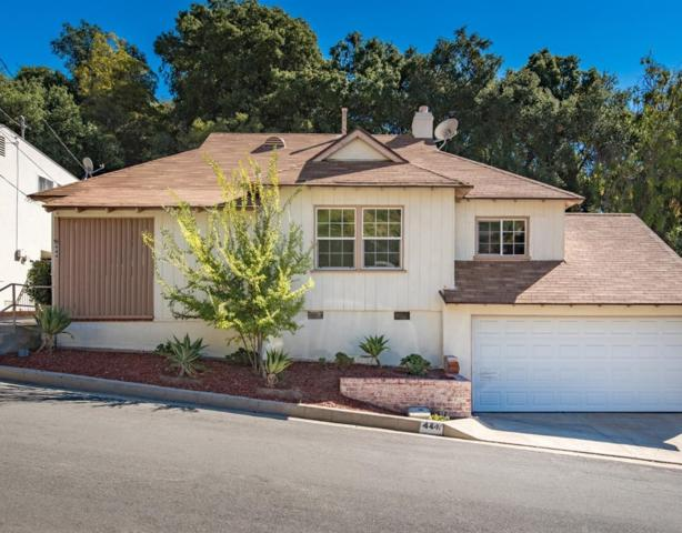 444 Devonshire Lane, Glendale, CA 91206 (#318000279) :: Golden Palm Properties