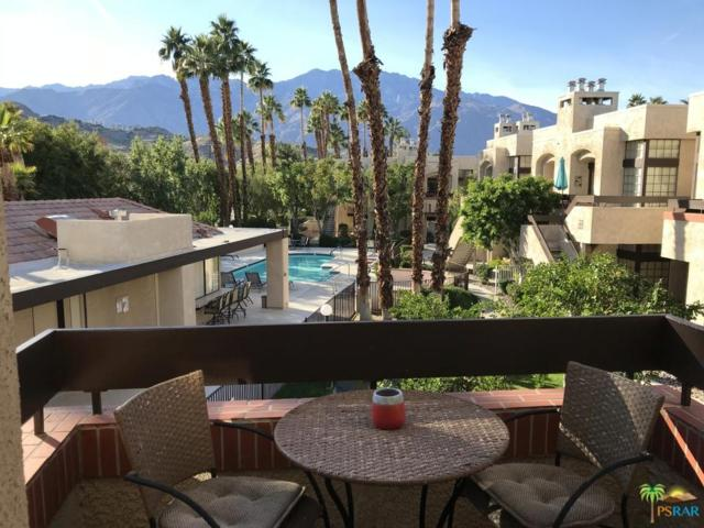 2601 S Broadmoor Drive #36, Palm Springs, CA 92264 (#18303614PS) :: Golden Palm Properties