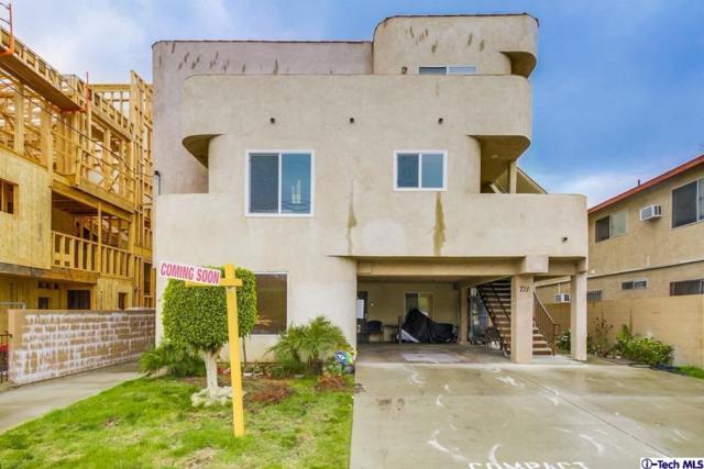 711 Bridewell Street #1, Los Angeles (City), CA 90042 (#318000289) :: Paris and Connor MacIvor