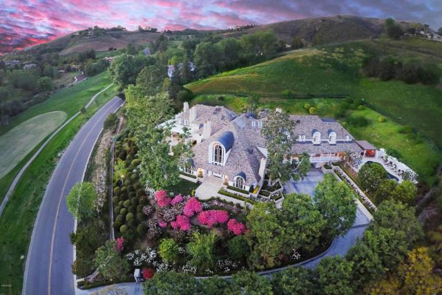 1064 Lakeview Canyon Road, Westlake Village, CA 91362 (#218000810) :: California Lifestyles Realty Group