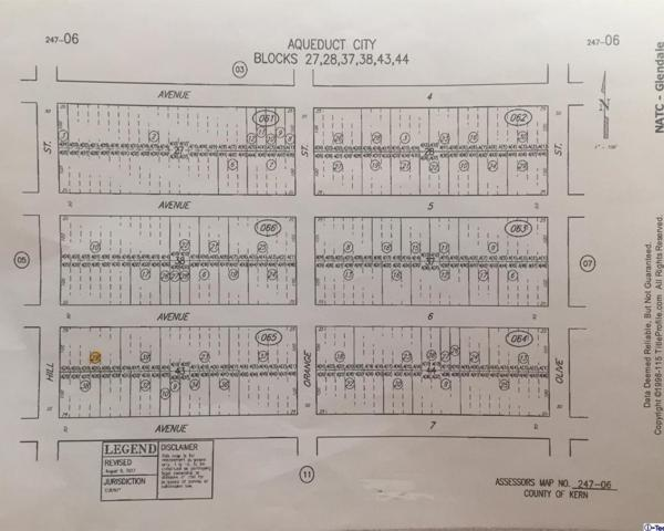 0 No Address On Avenue 4, Mojave, CA 90000 (#318000315) :: The Fineman Suarez Team