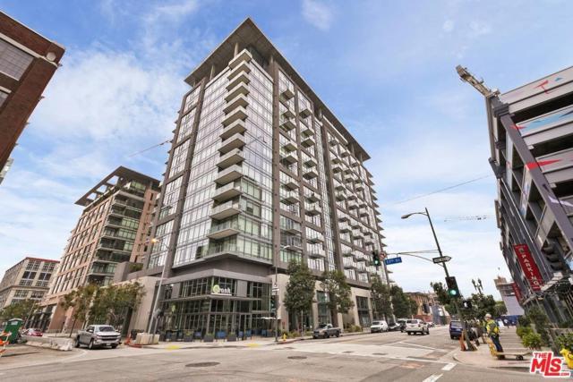 1100 S Hope Street #614, Los Angeles (City), CA 90015 (#18307750) :: Golden Palm Properties