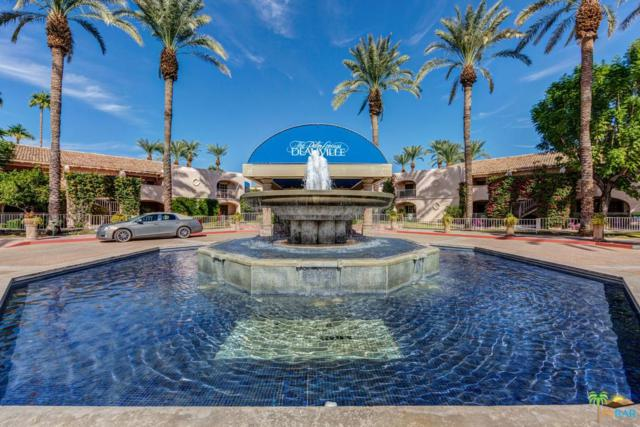 500 E Amado Road #204, Palm Springs, CA 92262 (#18305264PS) :: Golden Palm Properties