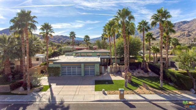 695 E Bogert Trails, Palm Springs, CA 92264 (#18305712PS) :: TruLine Realty