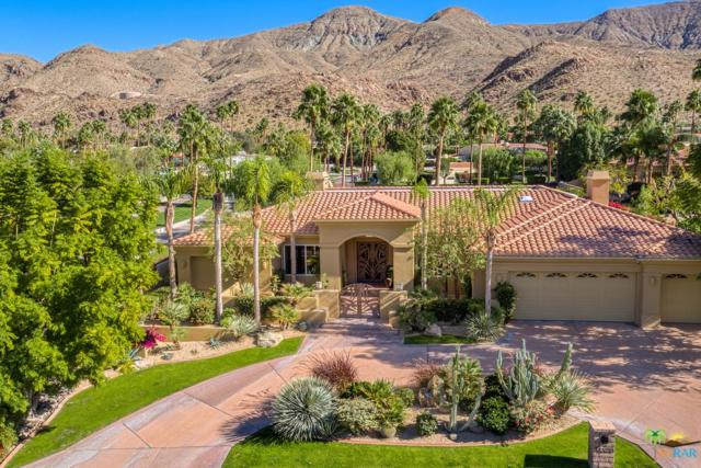 38520 E Maracaibo Circle, Palm Springs, CA 92264 (#18307008PS) :: TruLine Realty
