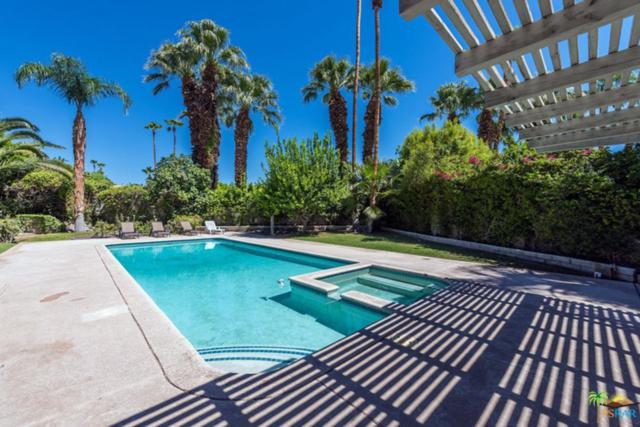 740 E Mel Avenue, Palm Springs, CA 92262 (#18308692PS) :: Golden Palm Properties