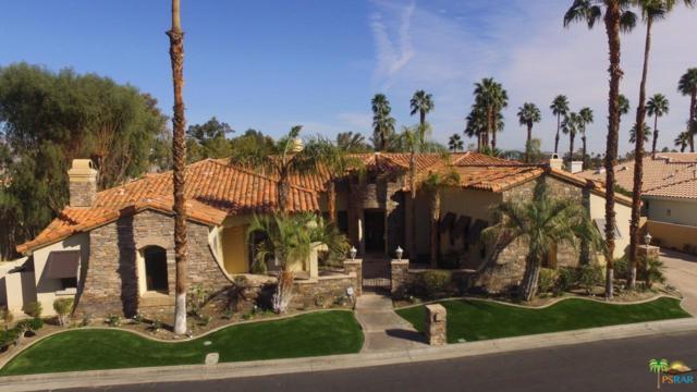 352 Crest Lake Drive, Palm Desert, CA 92211 (#18308694PS) :: The Fineman Suarez Team