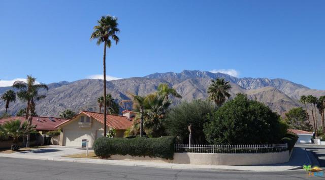 1411 N Via Donna, Palm Springs, CA 92262 (#18304404PS) :: The Fineman Suarez Team