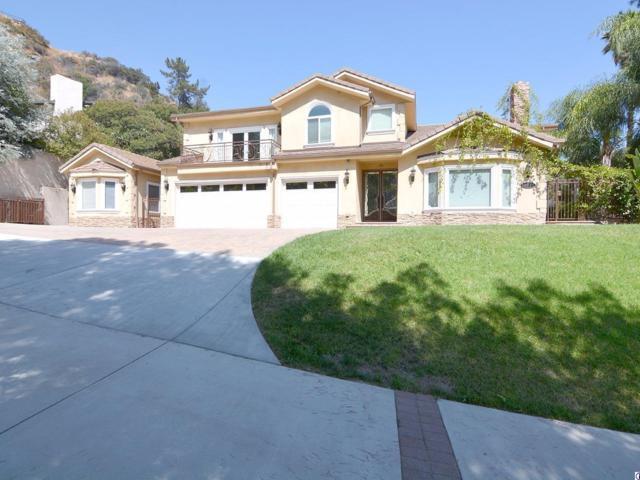 3511 Emerald Isle Drive, Glendale, CA 91206 (#318000396) :: Golden Palm Properties