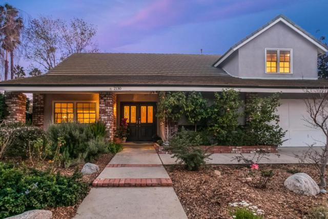 2130 Basswood Court, Westlake Village, CA 91361 (#218001250) :: California Lifestyles Realty Group