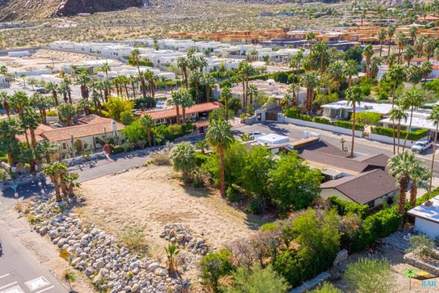 0 S. Cahuilla Rd., Palm Springs, CA 92262 (#18310312PS) :: The Real Estate Offices of Talbot and Watson