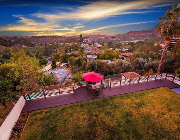 105 Sequoia Drive, Pasadena, CA 91105 (#318000457) :: TruLine Realty