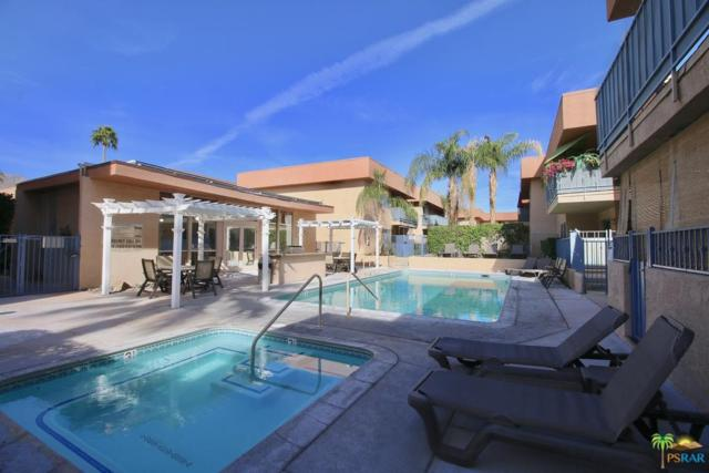 400 N Sunrise Way #228, Palm Springs, CA 92262 (#18310274PS) :: The Real Estate Offices of Talbot and Watson