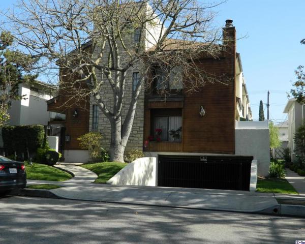 1020 San Rafael Avenue #7, Glendale, CA 91202 (#318000470) :: Golden Palm Properties