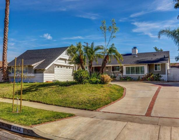 9452 Forbes Avenue, Northridge, CA 91343 (#318000501) :: The Fineman Suarez Team