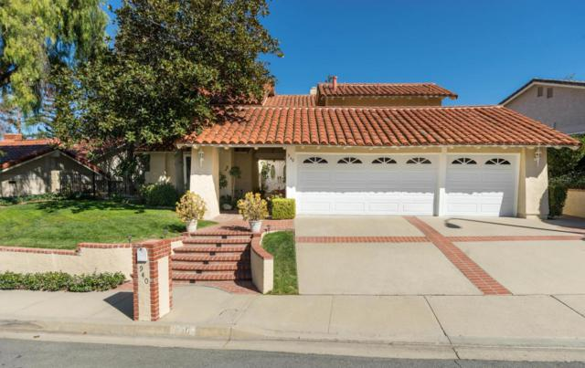 940 Ranch House Road, Westlake Village, CA 91361 (#218001452) :: Lydia Gable Realty Group
