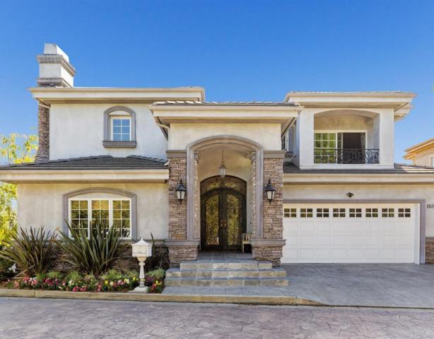 1515 La Vista Terrace, Glendale, CA 91208 (#318000454) :: Golden Palm Properties