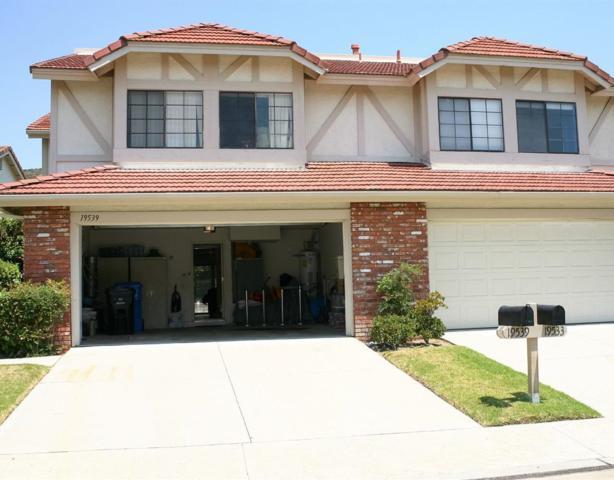 19539 Crystal Ridge Lane, Northridge, CA 91326 (#318000519) :: The Fineman Suarez Team