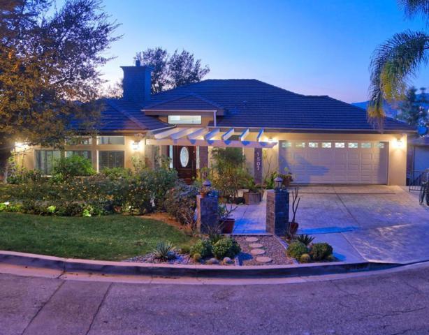 1507 Corona Drive, Glendale, CA 91205 (#318000435) :: Golden Palm Properties