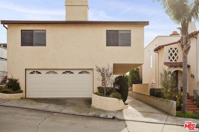 1018 6TH Street, Hermosa Beach, CA 90254 (#18306334) :: The Fineman Suarez Team