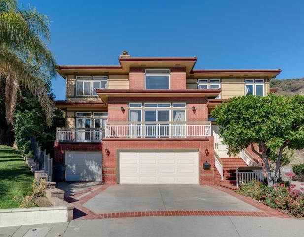3423 Ayars Canyon Way, Glendale, CA 91208 (#318000352) :: Golden Palm Properties