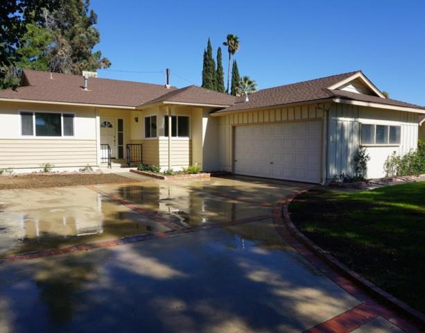 16309 Kalisher Street, Granada Hills, CA 91344 (#318000524) :: The Fineman Suarez Team