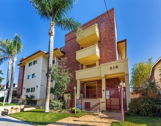 318 N Adams Street #105, Glendale, CA 91206 (#318000445) :: Golden Palm Properties