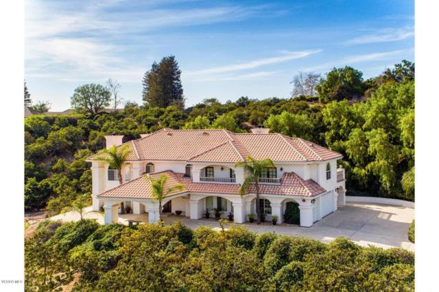 5453 N Heatherton Drive, Somis, CA 93066 (#218001518) :: California Lifestyles Realty Group