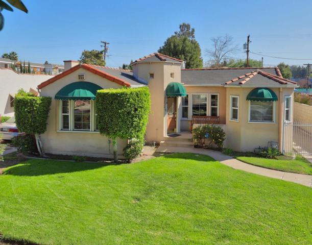 316 Allen Avenue, Glendale, CA 91201 (#318000515) :: Golden Palm Properties