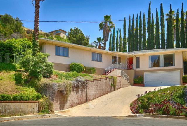 912 Briarwood Lane, Glendale, CA 91206 (#318000535) :: Golden Palm Properties