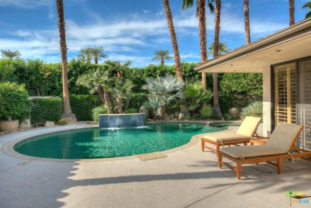 141 Columbia Drive, Rancho Mirage, CA 92270 (#18312282PS) :: Golden Palm Properties