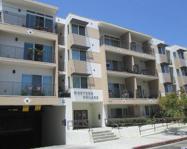 3061 W 12TH Place #205, Los Angeles (City), CA 90006 (#318000430) :: The Fineman Suarez Team