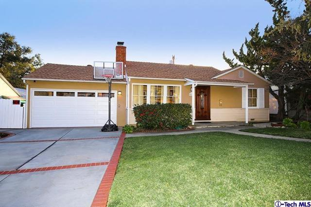 3830 Franklin Street, Glendale, CA 91214 (#318000545) :: The Fineman Suarez Team
