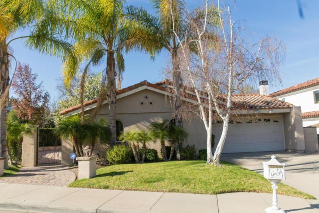 2351 Topsail Circle, Westlake Village, CA 91361 (#218001643) :: California Lifestyles Realty Group