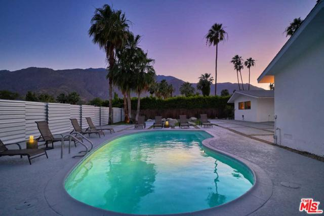980 E Tachevah Drive, Palm Springs, CA 92262 (#18312618) :: Lydia Gable Realty Group