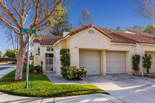 1339 El Lazo Court, Camarillo, CA 93012 (#218001657) :: The Real Estate Offices of Talbot and Watson