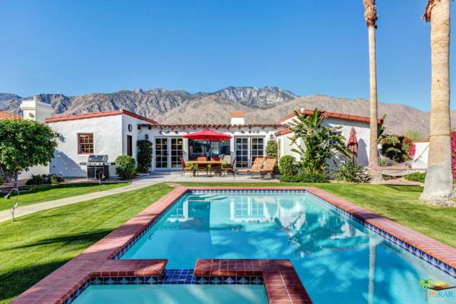 1948 S Barona Road, Palm Springs, CA 92264 (#18311524PS) :: The Fineman Suarez Team