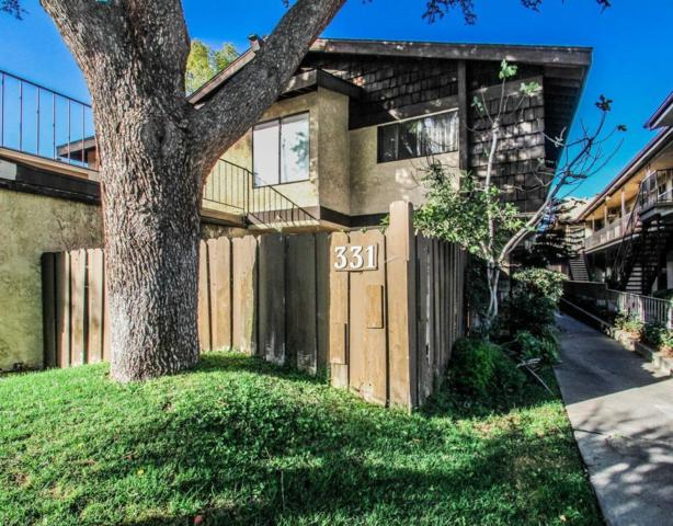 331 N Isabel Street #4, Glendale, CA 91206 (#318000573) :: Golden Palm Properties