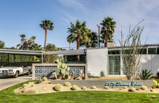 2876 N Sunnyview Drive, Palm Springs, CA 92262 (#18313042PS) :: The Fineman Suarez Team