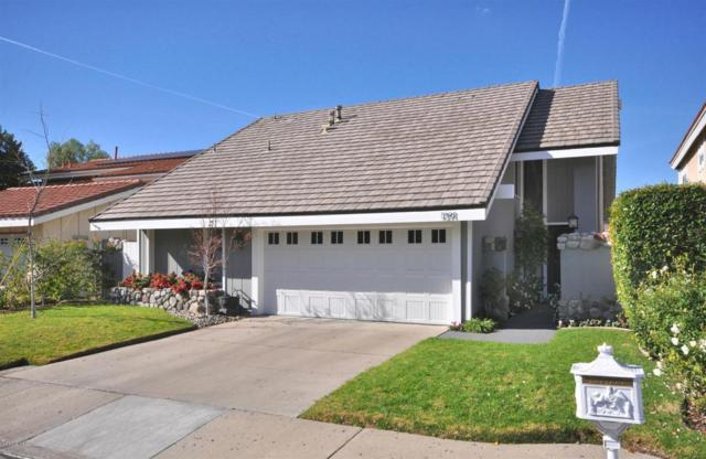 1391 Southwind Circle, Westlake Village, CA 91361 (#218001681) :: TruLine Realty