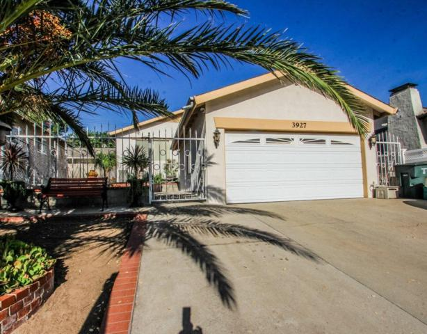 3927 Vista Court, Glendale, CA 91214 (#318000563) :: The Fineman Suarez Team