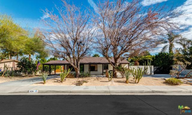 670 S El Cielo Road, Palm Springs, CA 92264 (#18312534PS) :: Paris and Connor MacIvor