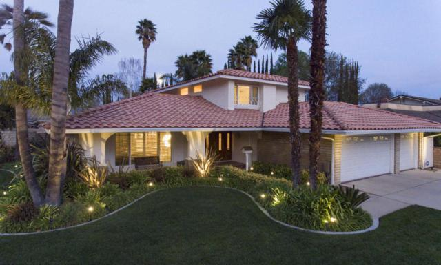1218 Willowgreen Court, Westlake Village, CA 91361 (#218001692) :: California Lifestyles Realty Group