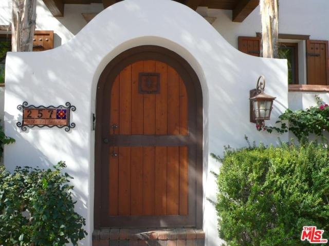 257 Calle La Soledad, Palm Springs, CA 92262 (#18313492) :: The Real Estate Offices of Talbot and Watson